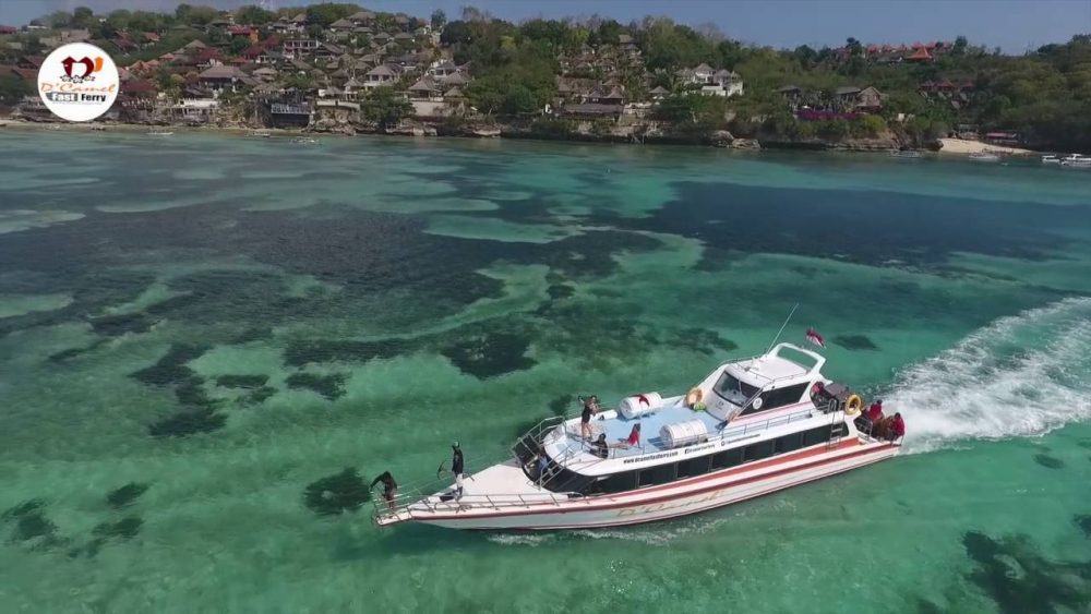 DCamel Fast Ferry To Nusa Lembongan Island